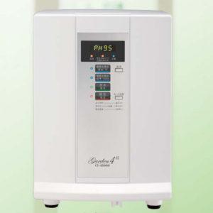 家庭用電解水素水生成器 イオンαガーデン4H